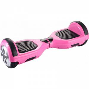"""SMART BALANCE HOVERBOARD TRANSFORMERS WHEEL WITH BLUETOOTH & LED ΗΛΕΚΤΡΙΚΟ ΠΑΤΙΝΙ P5 PINK 6,5 """""""