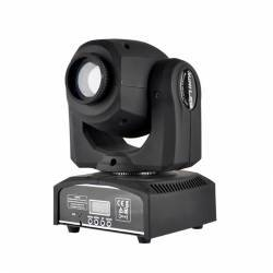 SPOT LED MOVING HEAD GOBOS STAGE LIGHT DMX512 30W RGBW