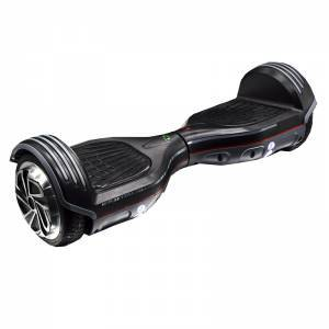 SMART BALANCE HOVERBOARD WHEEL WITH BLUETOOTH & LED ΗΛΕΚΤΡΙΚΟ ΠΑΤΙΝΙ BLACK NEW P5 LIMITED EDITION 6.5''