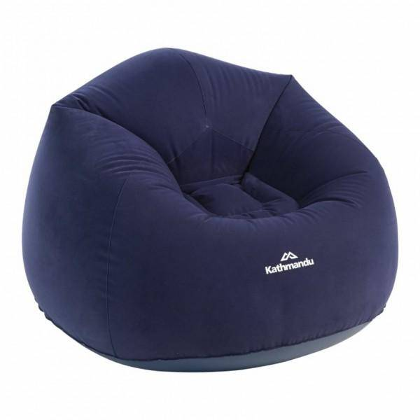 AIR SOFA KATHMANDU ROAMER AIRBAG INFLATABLE CHAIR - DARK DENIM - ΠΟΛΥΘΡΟΝΑ ΠΟΥΦ KATHMANDU