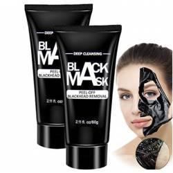 COLOVIS BLACK MASK PEEL OFF BLACKHEAD REMOVER - ΜΑΣΚΑ ΓΙΑ ΚΑΘΑΡΙΣΜΟ ΠΡΟΣΩΠΟΥ