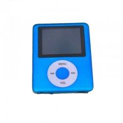 ΨΗΦΙΑΚΟ MP3, MP4 PLAYER,EBOOK, ΡΑΔΙΟΦΩΝΟ, ΦΩΤΟΓΡΑΦΙΕΣ,ΒΙΝΤΕΟ, SLIM 1.8 BLUE OEM