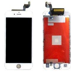 ΟΘΟΝΗ LCD & DIGITIZER/TOUCH SCREEN ΟΘΟΝΗ ΑΦΗΣ FOR IPHONE 6S WHITE