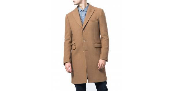 GIANNI LUPO ΠΑΛΤΟ CAMEL GL9187 79ac0778723