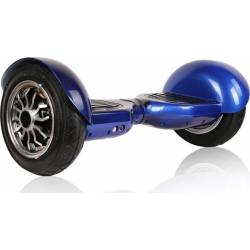 SMART BALANCE WHEEL WITH BLUETOOTH & LED ΗΛΕΚΤΡΙΚΟ ΠΑΤΙΝΙ BLUE 10""