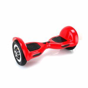SMART BALANCE WHEEL WITH BLUETOOTH & LED ΗΛΕΚΤΡΙΚΟ ΠΑΤΙΝΙ RED 10""
