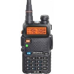 BAOFENG UV-5R ΑΣΥΡΜΑΤΟΣ ΠΟΜΠΟΔΕΚΤΗΣ VHF-UHF DUAL BAND 5 WATT