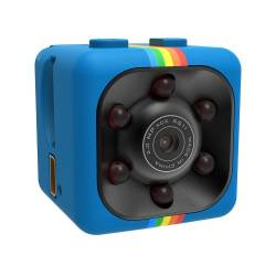 SUPER MINI CAR DRONE FHD DVR 1080P SQ11 OEM BLUE