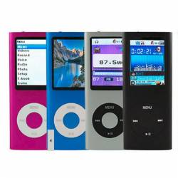 MP4 PLAYER OEM P204
