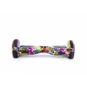 ROODER HOVERBOARD TRANSFORMERS BLUETOOTH & LED ΗΛΕΚΤΡΙΚΟ ΠΑΤΙΝΙ GRAFFITI 6,5""