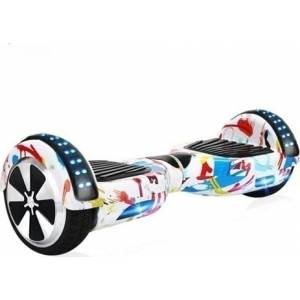 SMART BALANCE HOVERBOARD WHITE GRAFFITI ΗΛΕΚΤΡΙΚΟ ΠΑΤΙΝΙ 6,5''