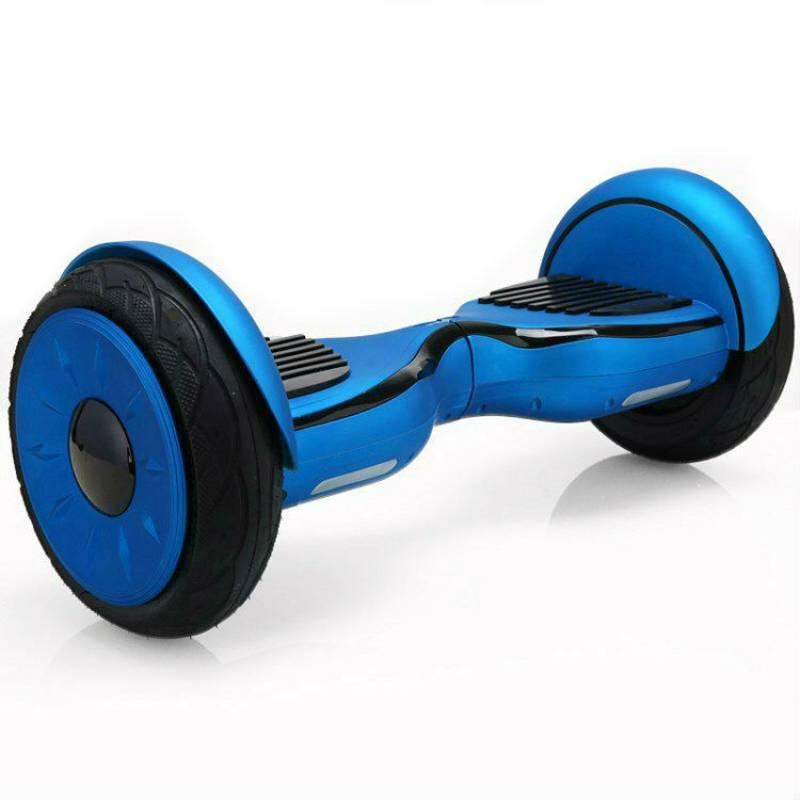 rooder hoverboard big wheel bluetooth led. Black Bedroom Furniture Sets. Home Design Ideas