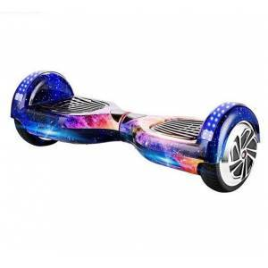 SMART BALANCE HOVERBOARD WHEEL WITH BLUETOOTH & LED ΗΛΕΚΤΡΙΚΟ ΠΑΤΙΝΙ SKY GRAFFITI 6.5