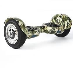 SMART BALANCE HOVERBOARD BIG WHEEL BLUETOOTH & LED ΗΛΕΚΤΡΙΚΟ ΠΑΤΙΝΙ CAMOUFLAGE 10''