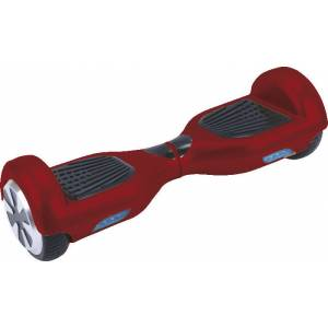"""KIKKABOO HOVERBOARD WHEEL WITH BLUETOOTH & LED ΗΛΕΚΤΡΙΚΟ ΠΑΤΙΝΙ RED 6,5"""""""