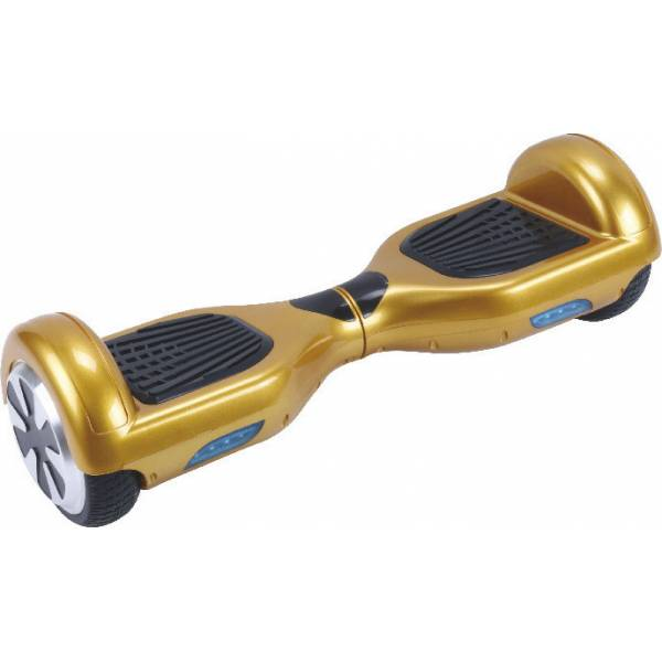 """KIKKABOO HOVERBOARD TRANSFORMERS WHEEL WITH BLUETOOTH & LED ΗΛΕΚΤΡΙΚΟ ΠΑΤΙΝΙ GOLD 6.5"""""""