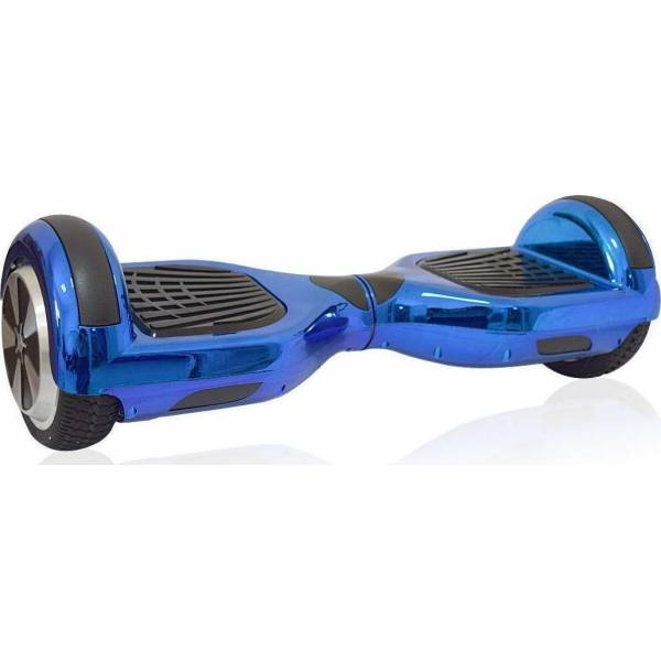 """KIKKABOO HOVERBOARD WHEEL WITH BLUETOOTH & LED ΗΛΕΚΤΡΙΚΟ ΠΑΤΙΝΙ BLUE 6,5"""" LIMITED EDITION"""