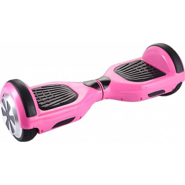 SMART BALANCE WHEEL WITH BLUETOOTH & LED P5B 6.5'' PINK ΗΛΕΚΤΡΙΚΟ ΠΑΤΙΝΙ