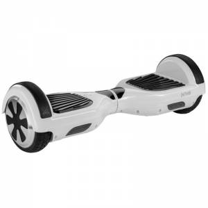 SMART BALANCE HOVERBOARD WHEEL WITH BLUETOOTH & LED ΗΛΕΚΤΡΙΚΟ ΠΑΤΙΝΙ WHITE SBW2 6.5""