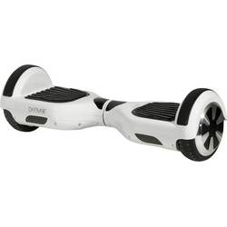 HOVERBOARD TRANSFORMERS WHEEL WITH BLUETOOTH & LED ΗΛΕΚΤΡΙΚΟ ΠΑΤΙΝΙ WHITE E-BOARD 6.5''