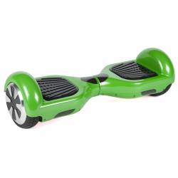 """HOVERBOARD TRANSFORMERS - ΗΛΕΚΤΡΙΚΟ ΠΑΤΙΝΙ ΙΣΟΡΡΟΠΙΑΣ GREEN 6,5"""" A3"""