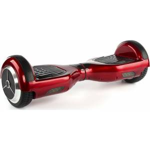 SMART BALANCE HOVERBOARD WHEEL WITH BLUETOOTH AND LED ΗΛΕΚΤΡΙΚΟ ΠΑΤΙΝΙ  HB40 RED 6,5""