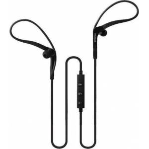 OEM WIRELESS BLUETOOTH SPORT EARBUDS– D900 ΜΑΥΡΟ
