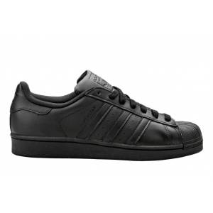 ADIDAS SUPERSTAR  FOUNDATION CBLACK AF5666